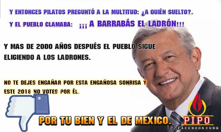 AMLO Para presidente de Mexico.