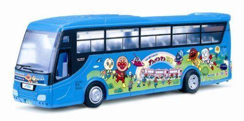 Anpanman Chartered bus 1/72 scale Diapet DK-4002 #Diapet