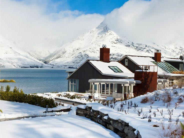 Nouvelle-Zélande - Queenstown - Matakauri Lodge