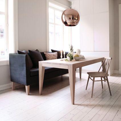 Varg-Vserie - spisebord (Ygg & Lyng)