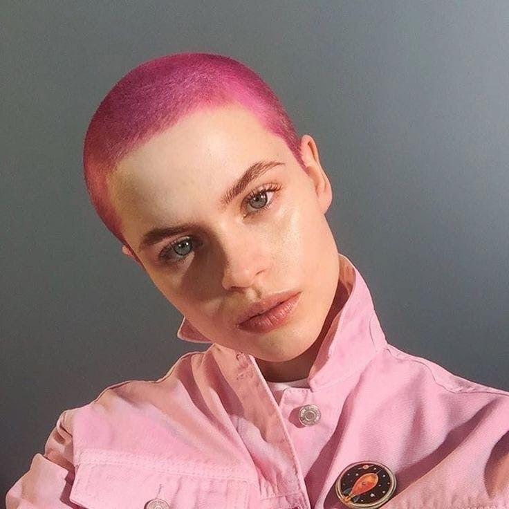 Retrato Retrato Cara Gente Apariencia Nina Estetica Cuando