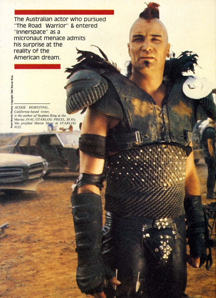 starlog-issue-124-november-1987-page-60.jpg (1200×1659 ... Vernon Wells Mad Max