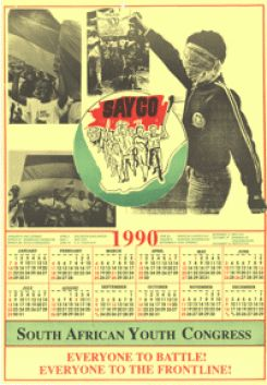 South African Youth Congress 1990