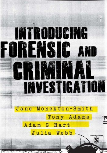 8 best forensic science images on pinterest forensics forensic buy introducing forensic and criminal investigation from 958 compare prices fandeluxe Gallery