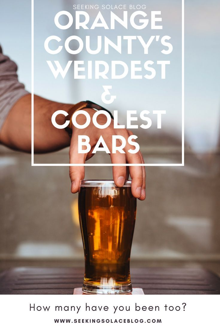 Living in Orange County has it perks, however at time's seems like all the coolest bars and happening places are in Los Angeles or quite a drive away. Check out below some of Orange County's coolest bars, from themed bars, whiskey bars, speakeasies, an (scheduled via http://www.tailwindapp.com?utm_source=pinterest&utm_medium=twpin)