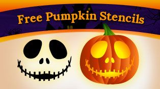 Halloween Free Scary Pumpkin Carving Patterns 2012 | 10 Scary Pumpkin Carving Templates