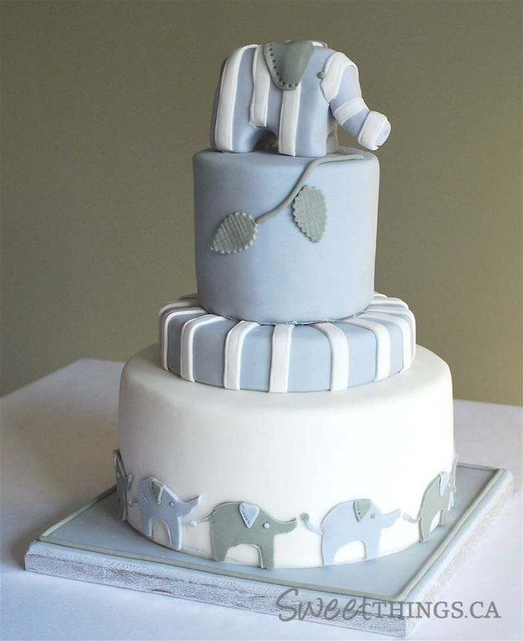 224 best Elephant Cakes images on Pinterest Fondant cakes Art