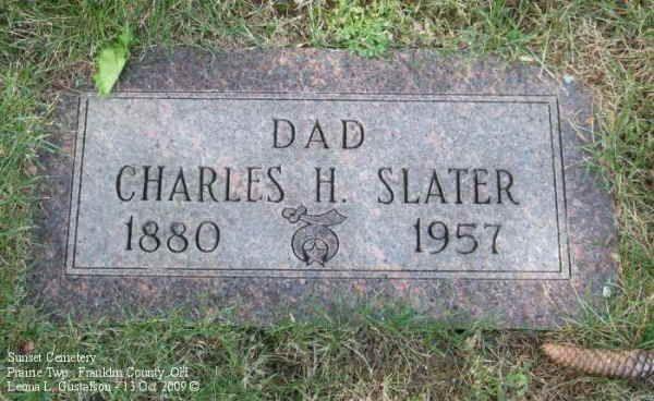 Charles Hoyten Charlie Slater