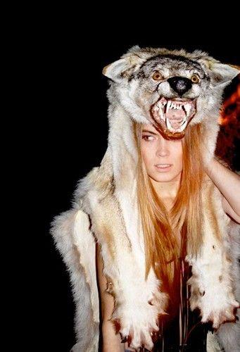 wolf girl