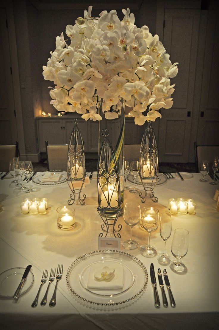 133 Best Images About Orchid Tablescapes On Pinterest Manzanita White Orchids And Floating