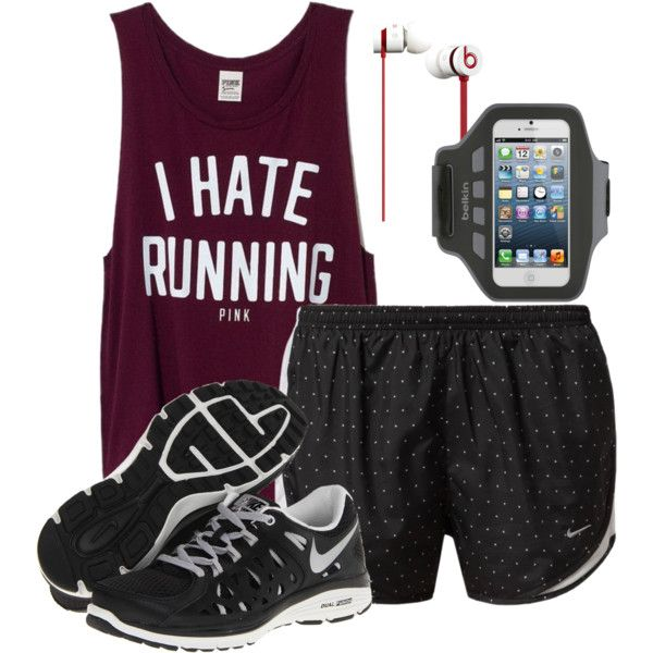 I hate running by ugafaninky