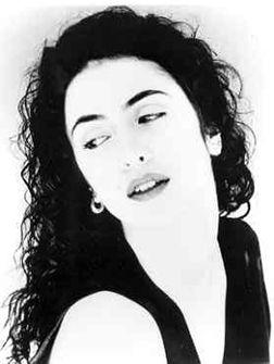 Marisa Monte, an MPB (Musica Popular Brasileira) queen