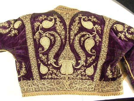 Matador #Spain #Embroidery #Jacket