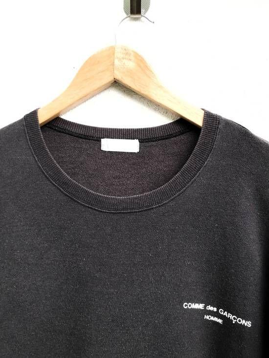 Comme des Garcons Vintage Comme des Garçons Homme Short Sleeve T-shirt  Thick Cotton Size m - Short Sleeve T-Shirts for Sale - Grailed 811817648