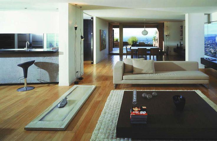 Apartamento Los Cerros  Bogotá Colombia, Octubre Arquitectura y Diseño.