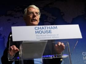 """Former Tory prime minister Sir John Major has accused Theresa May's Government of misleading the British people over Brexit with """"rosy confidence"""" about """"sky high"""" hopes that may never be realised."""