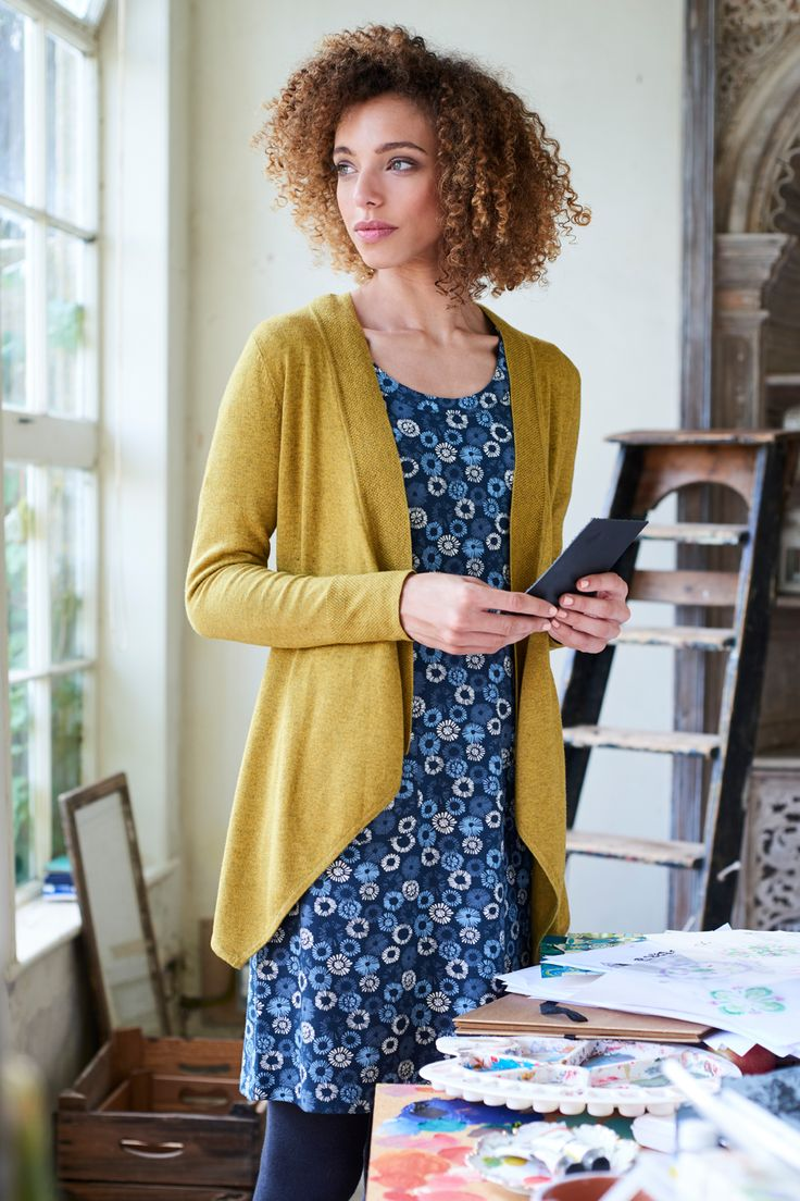 Stitch In Time Cardi  http://www.mistral-online.com/clothing-c50/knitwear-c7/stitch-in-nine-edge-to-edge-knit-detail-cardi-with-angled-hem-green-sulphur-p23207