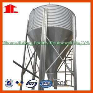 3t Chicken Feed Silo for Poultry Farm, Henan Jinfeng Poultry Equipment Co., Ltd. Made-in-China.com 10/15 Price Est. $900 per Set, Minimum Order 10 Sets.