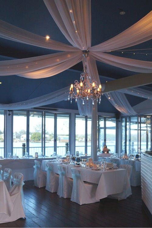 The River Deck Restaurant & Bar.