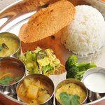南インド料理 葉菜 - 料理写真: