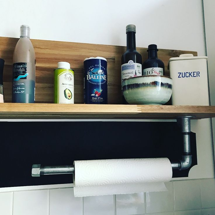 Die besten 25+ Diy küchenrollenhalter Ideen auf Pinterest ...