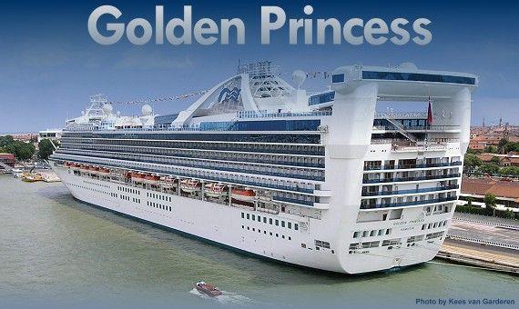 Webcam golden princess cruise ship pictures