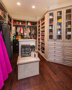 Smart House - mediterranean - Closet - Los Angeles - ForTech Solutions
