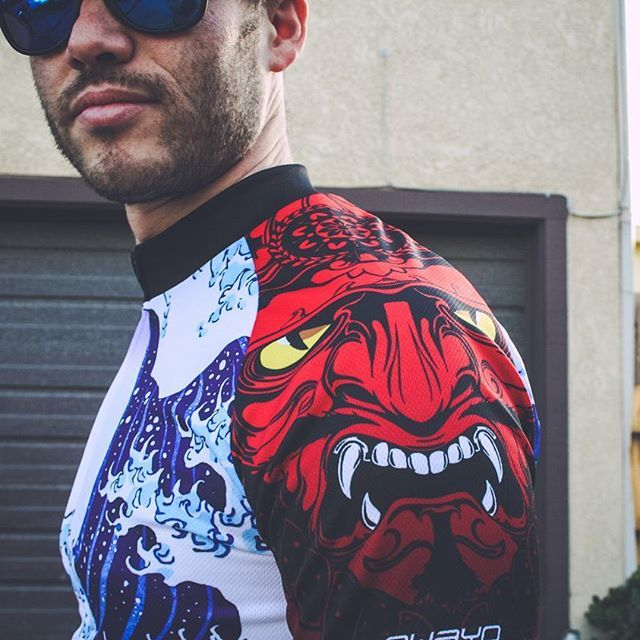 Last chance to get 20% Off our Samurai Jerseys before they start shipping out. Select items 20% off under the Sale category just use promo code THANKS for 20% off next 3 days only Jerseys/bottles/biketools/bartape/mudguards at HizokuCycles.com We ship worldwide #merch #cycling #bikegear #t #tshirt #tshirt #sale #fixedgear #fixie #fixed #mtb #bmx #biking #singlespeed #freewheel #biketour #bikegear #roadbike #roadcycling #bike #bicycle #cyclist #hizokucycles @lilbillie.design…