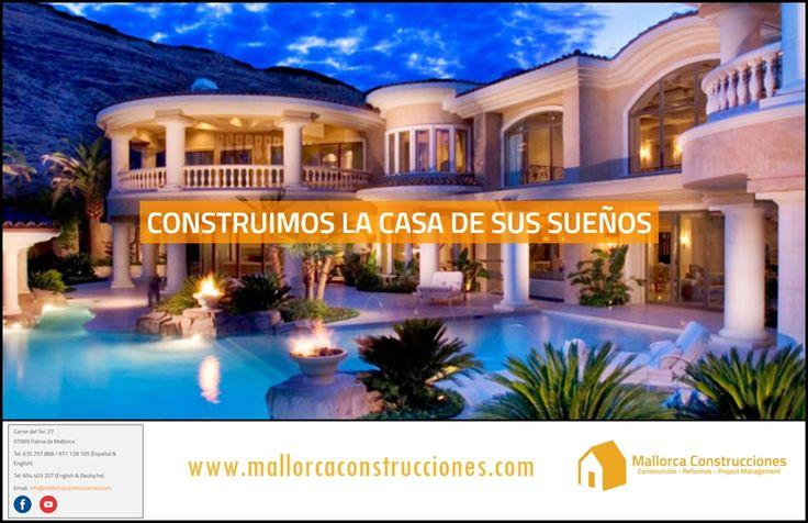 Reformas Integrales y Construcciones en #Mallorca   #PalmadeMallorca #Baleares