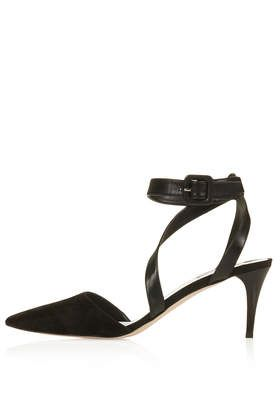JASMIN Asymmetric Kitten Heels - New In This Week - New In