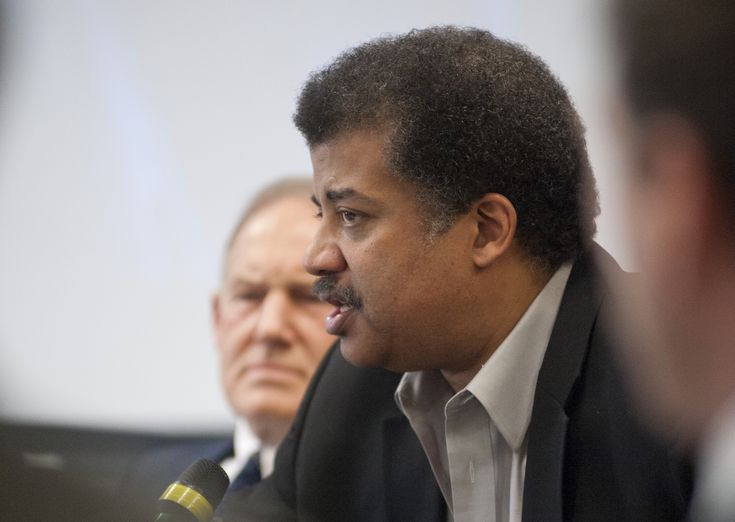 """neil degrasse tyson: A disturbing trend has gripped our nation in the 21st century, a time when people need science and a rigorous method for testing truth more than ever: """"People have lost the ability to judge what is true and what is not,"""" he said. """"It's not something to say 'I choose not to believe E = mc^2.' You don't have that option.""""   science literacy climate change denial science denial"""