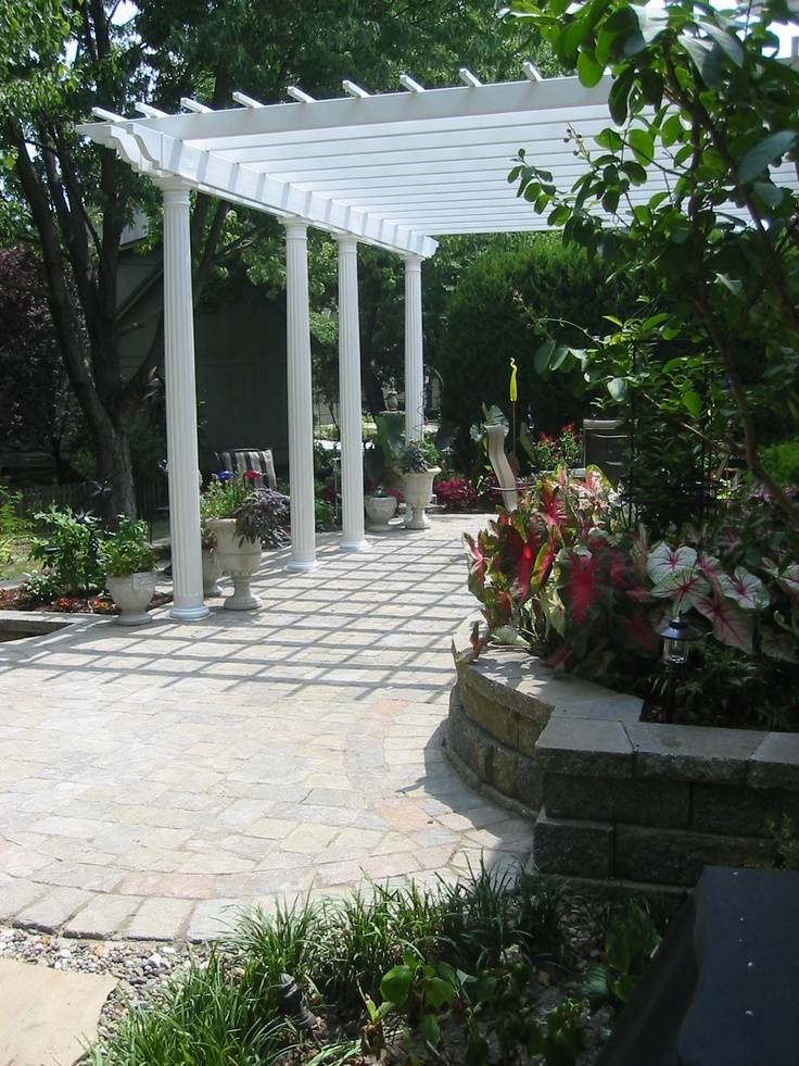 17 Best Images About Pergola On Pinterest Patio Metal