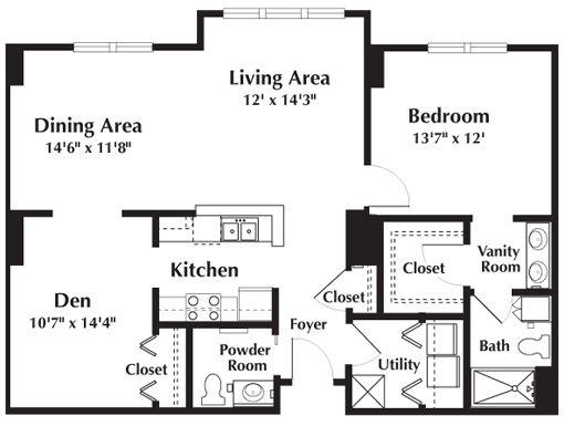 1200 Sq Ft House Floor Plans