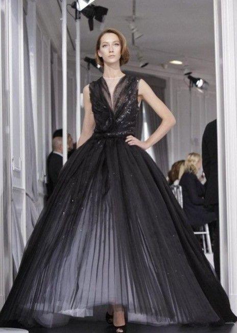Christian Dior: fotos colección alta costura primavera/verano 2012