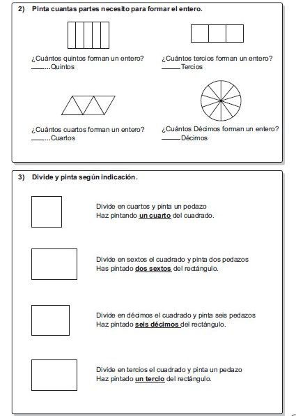Best 75+ EBA Matemática 1° images on Pinterest | Fracciones, Las ...