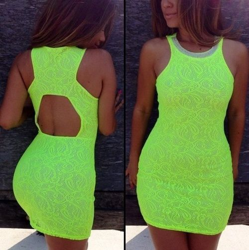 <3 neon everything