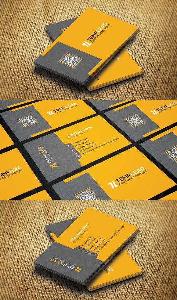 Corporate Business Card Se0224 Design Business Card Ideas Graphic Design Business Card Business Card Template Design