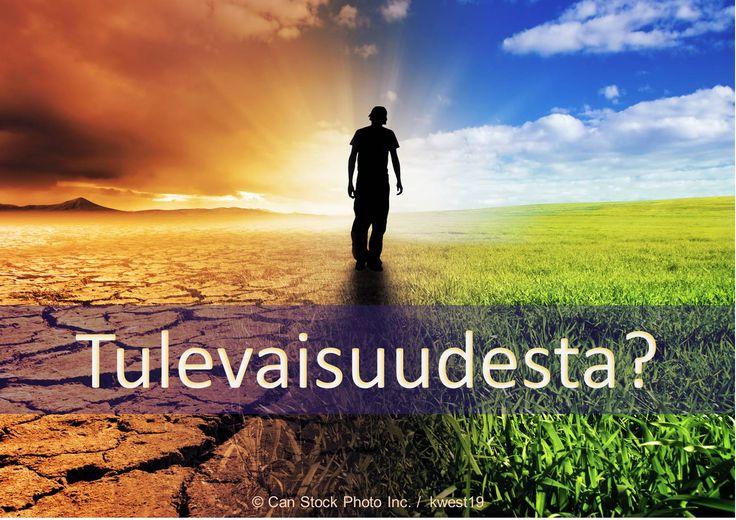 Mitä ajattelet tulevaisuudesta?  Luuletko, että maailman ongelmat pysyvät ennallaan, pahenevat tai parantaa?Raamatun vastaus saattaa yllättää sinut! http://www.jw.org/fi/julkaisut/kirjat/ajattelet-tulevaisuudesta-lehtinen/mit%C3%A4-ajattelet-tulevaisuudesta/ (What do you think about the future?  Do you think that the problems of the world will remain the same, worsen or improve? The Bible's answer may surprise you!)