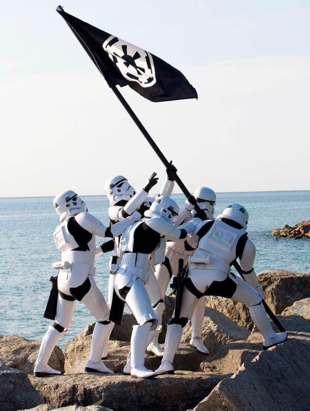 Star Wars: Storm Troopers