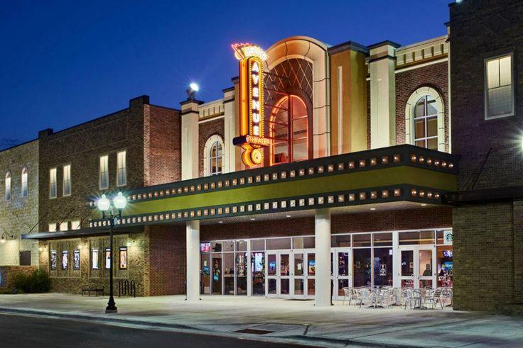 Grand Avenue Theater Copyright 2012 Craig Washburn