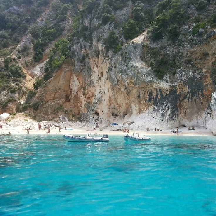 Cala Mariolu Sardinia