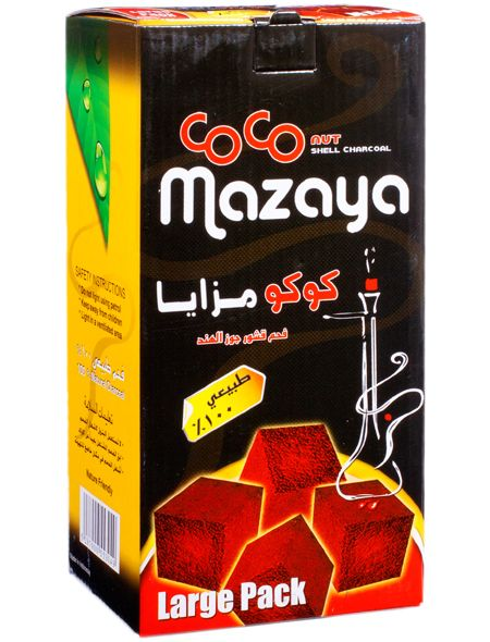 Coco Mazaya Natural Hookah Coals - My favorite coals to use with the Kaloud Lotus, 3 fit perfectly inside! Get 15% off when you order from hookah-shisha with the discount code HOOLIGAN15 #hookah #shisha