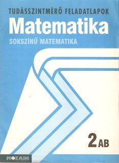 Marci fejlesztő és kreatív oldala: Tudasszintmérő feladatlapok Matematika 2.AB…