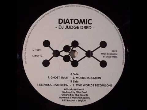 DJ Judge Dred - Nervous Distortion