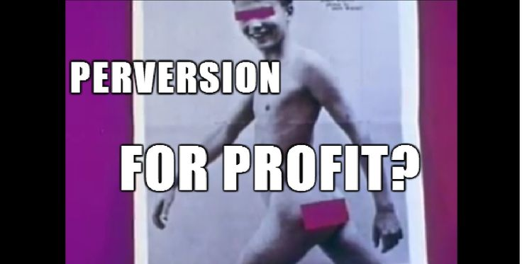 Perversion For Profit | Say no to Pornographyhttp://www.youtube.com/watch?v=xc7ex9aFuEI Perversion for profit is an anti-pornography film produced by financier Charles Keating, linking pornography to the Communist conspiracy and the decline of Western civilization. https://www.youtube.com/user/BestDomainVidz