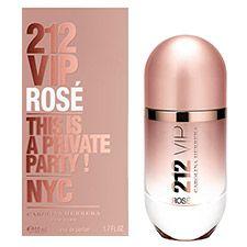 212 Vip Rosé Feminino Eau de Parfum