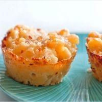 Λαχταριστά muffins από... μακαρόνια και τυρί !!!
