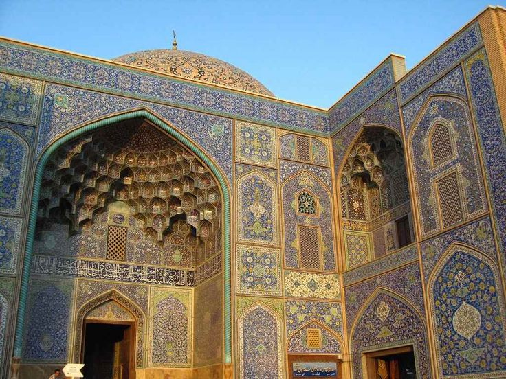 Best Colourful Mosques Images On Pinterest Anime Art Cities - The mesmerising architecture of iranian mosques