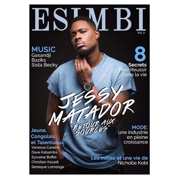 The new issue of the @esimbimag is out!!!! So happy to read all the interviews from talented Congolese around the globe!! Thank you @jessymatador @vanessa_caixeiro @gasandji @baziks @baya1301 @sista_becky @nichollekobi @davidjkabamba @lamaisonbokara @molatomarket @therealkazadi  #magazine #magazinecover #congo #entrepreneur #business #art #travel #fashion #mode #education #comedy #talents #tourism #music #diaspora #africa #support #publishing #photography #brazzaville #kinshasa #luxury…
