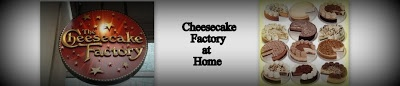 Cheesecake Factory Restaurant Copycat Recipes